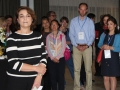 Sara Pupato, newly elected President
